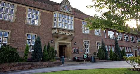 Kind Edward VI High School for Girls.